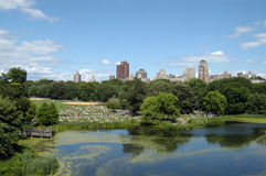 Central Park Royalty-vrije Stock Fotografie
