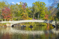 Central park Royalty Free Stock Photo