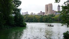 Central Park Photo libre de droits