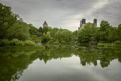 Central Park Photo stock