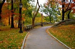Central Park Foto de archivo