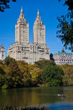 Central Park Immagini Stock