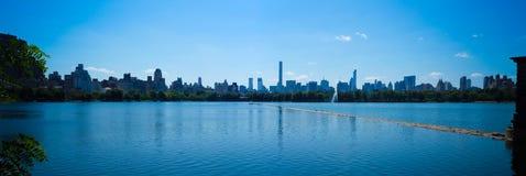 Central Park stockbilder