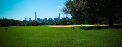 Central Park stockfoto