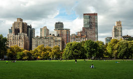 Central Park Stockbilder