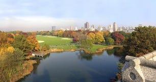 Central Park   Arkivbilder