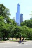 Central Park Fotografia Stock