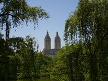 Central Park Lizenzfreies Stockbild