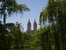 Central Park Royaltyfri Bild
