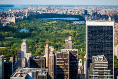 The Central Park Royalty Free Stock Image