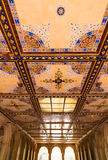 Central Park Bethesda Terrace underpass arcades. New York Us Royalty Free Stock Images