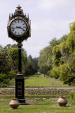 Central Park Clock Royalty Free Stock Photos
