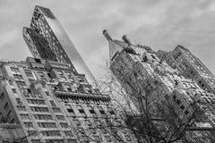 Central Park 4 de New York City Images libres de droits