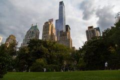 Central Park de New York City 4 Fotos de Stock