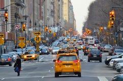 Central Park de New York City ocidental Imagem de Stock Royalty Free