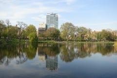 Central Park del nord Immagine Stock Libera da Diritti