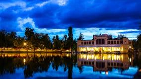 Central Park di Cluj-Napoca Immagini Stock