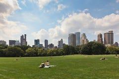 Central Park em New York Foto de Stock Royalty Free