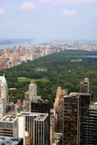 Central Park em New York City Fotografia de Stock Royalty Free