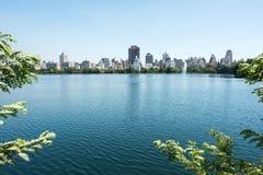 Central Park em New York City NYC foto de stock royalty free