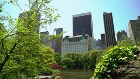 Central Park em New York filme