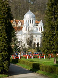 Central Park en Brasov imagen de archivo libre de regalías