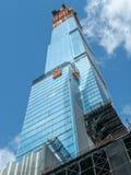 Central Park G?ruje - Miasto Nowy Jork obraz royalty free