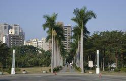 Central Park Gaoxiong Taiwán imagen de archivo libre de regalías