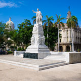 The Central Park of Havana Royalty Free Stock Photography