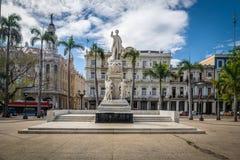 Central Park - Havana, Kuba stockbild