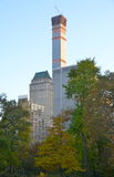 Central Park il 10 novembre 2014 in Manhattan, New York, U.S.A. Fotografie Stock