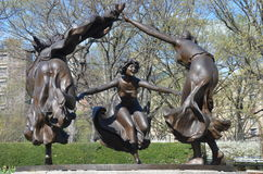 Central Park im Frühjahr, NYC Lizenzfreie Stockfotografie
