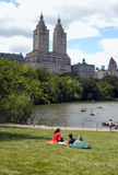 Central Park, le San Remo Images stock