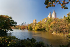 Central Park , Manhattan. Stock Photography