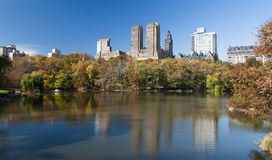 Central Park, Manhattan. Stockbild