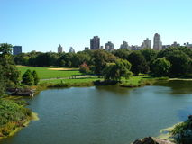 Central Park, Manhattan Royalty Free Stock Photos