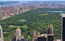Central Park, Manhattan royalty-vrije stock fotografie