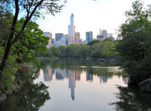 Central Park, Manhattan, New York Immagini Stock