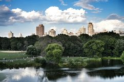 Central Park. Manhattan, New York City,  USA Royalty Free Stock Images