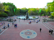 Central Park, Manhattan, New York City Stock Photos