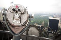 Central Park of Manhattan, New York Stock Image
