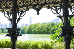 Central Park Manhattan New York US Royalty Free Stock Image