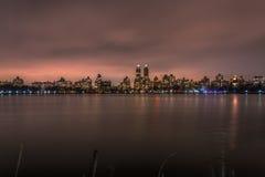 Central Park - Manhattan Nueva York Foto de archivo
