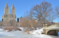 Central Park, Manhattan, NYC Stock Photography