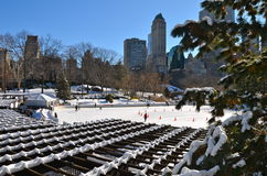 Central Park, Manhattan, NYC Stock Image