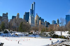 Central Park, Manhattan, NYC Royalty Free Stock Photography