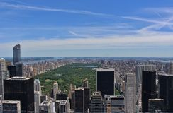 Central Park, Manhattan Stock Photography