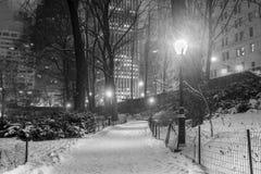 Central Park, Miasto Nowy Jork Fotografia Stock