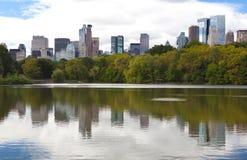 Central Park, New York Fotografia de Stock Royalty Free