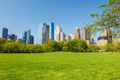 Central park, New York Royalty Free Stock Images